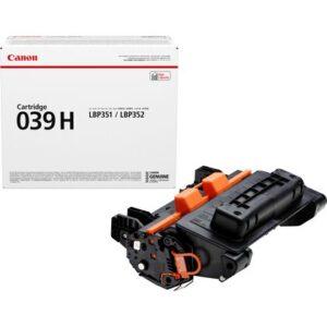 Canon 039H Crni Toner Cartridge