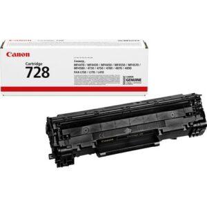 Canon 728 Crni Toner Cartridge