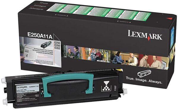 Lexmark E250 Crni Toner Cartridge