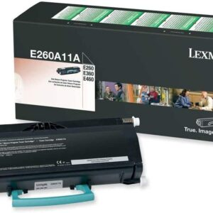 Lexmark E260 Crni Toner Cartridge