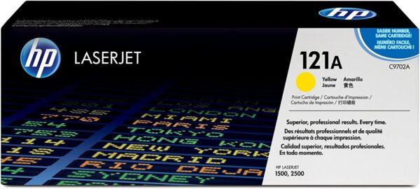 Hp žuti laser toner cartridge C9702A