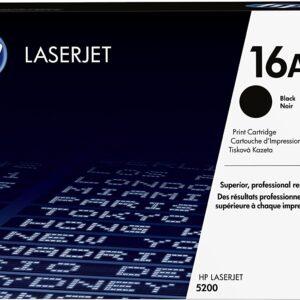 Hp crni laser toner cartridge 16A