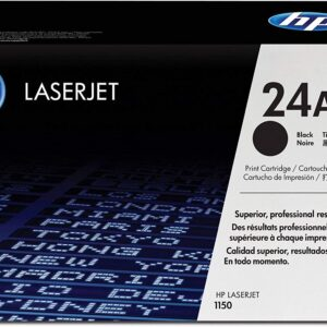 Hp crni laser toner cartridge 24A