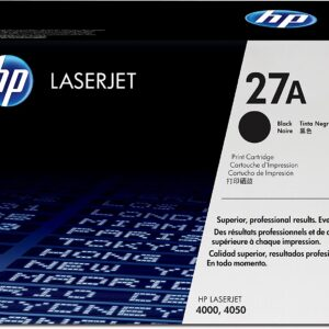Hp crni laser toner cartridge 27A