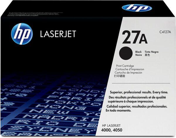 Hp crni laser toner cartridge 27A