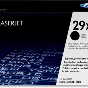 Hp crni laser toner cartridge 29X