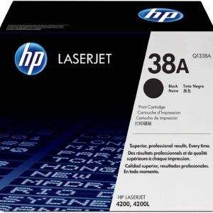 Hp crni laser toner cartridge 38A
