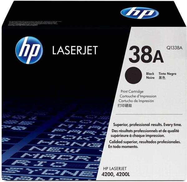 Hp crni laser toner cartridge 38A