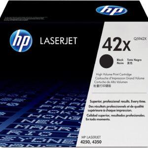 Hp crni laser toner cartridge 42X
