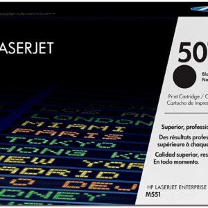 Hp crni laser toner ketridz 507A, cena, beograd, original
