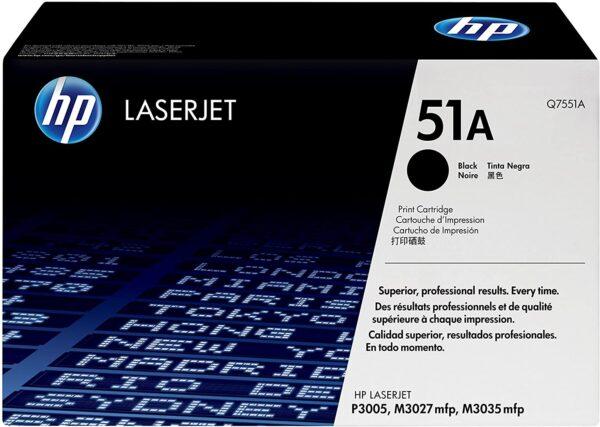 Hp crni laser toner cartridge 51A