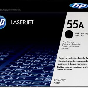 Hp crni laser toner cartridge 55A