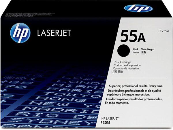 Hp crni laser toner cartridge 55A