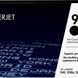 Hp crni laser toner cartridge 92A