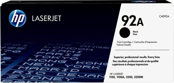 Hp crni laser toner cartridge 92A