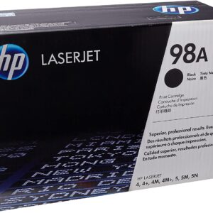 Hp crni laser toner cartridge 98A