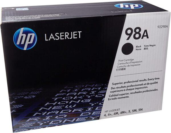 Hp crni laser toner cartridge 98A