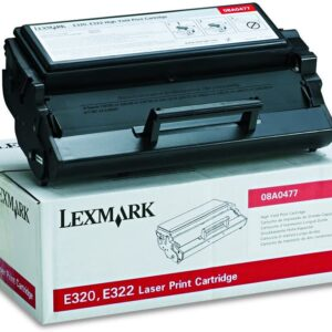 Lexmark E320 Crni Toner Cartridge