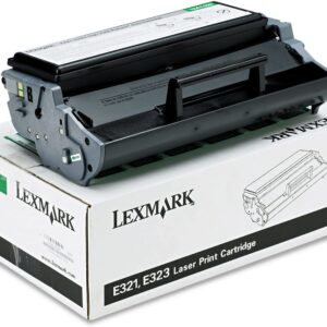 Lexmark E321 Crni Toner Cartridge
