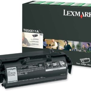 Lexmark T654 Crni Toner Cartridge